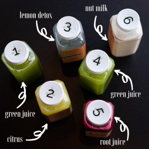 Reset Cleanse – 1 Day