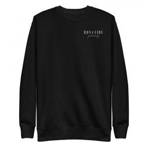 Unisex Fleece Pullover